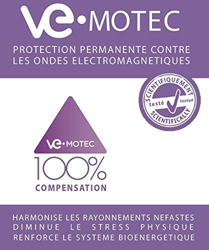 Motec elektromagnetische golfbescherming voor mobiele telefoons en DECT s, computer, babytelefoon, internetbox