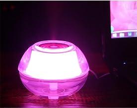 HL USB mini świecący nawilżacz na biurko aromaterapia nawilżacz, różowy, 10 * 10 * 7,5 cm, różowy, 10 * 10 * 7,5 cm