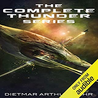 The Complete Thunder Series cover art