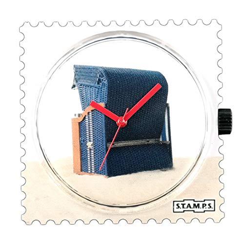 S.T.A.M.P.S. Stamps Uhr Zifferblatt SPO