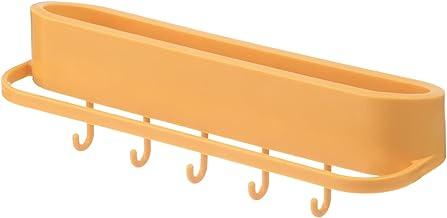 BULABULA Keuken Hangende Haak met Deksel Houder Muur Gemonteerde Zelfklevende Gebruiksvoorwerpen Handdoek Hanger Keuken Ge...