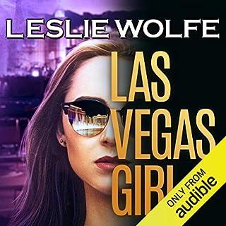 Las Vegas Girl audiobook cover art