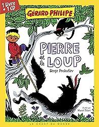 livre Pierre et le loup (1CD audio)