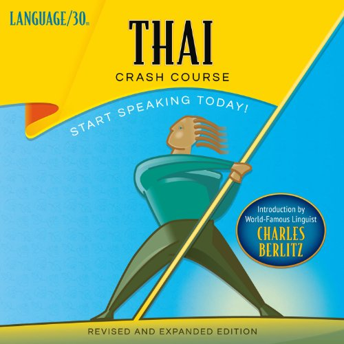 Thai Crash Course audiobook cover art