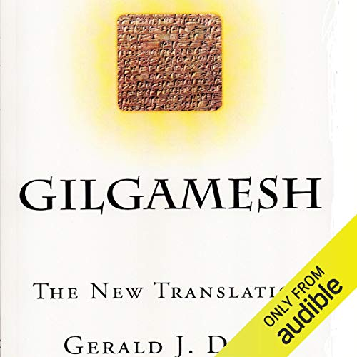 Gilgamesh: The New Translation cover art