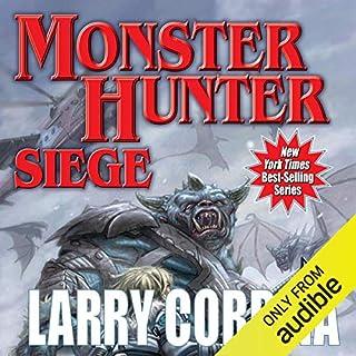 Monster Hunter Siege cover art