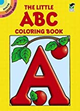 The Little ABC Coloring Book (Dover Little Activity Books)