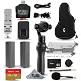 DJI OSMO+ Plus 4K Handheld Gimbal Ultimate Starters Kit 64GB