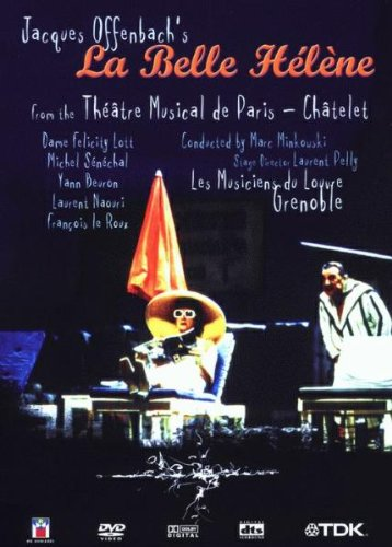 Offenbach: La Belle Helene -- Paris/Minkowski [DVD] [2001]