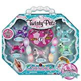Twisty Petz – 6054476 – Multipack Pierres Précieuses Twisty Petz – 6 Bracelets à Collectionner - Bracelet Bijou Cadeau Animaux Magiques – Jouet pour Enfant, Animaux à Collectionner