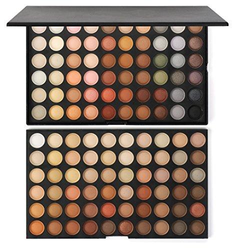 Youngman 120 Colour Eyeshadows Eye Shadows Blush Two Palette Makeup Kit Set Make up Boxed Fr