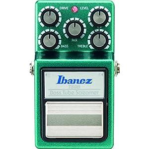 Ibanez TS9B Tube Screamer Bass Overdrive Effektgerät grün