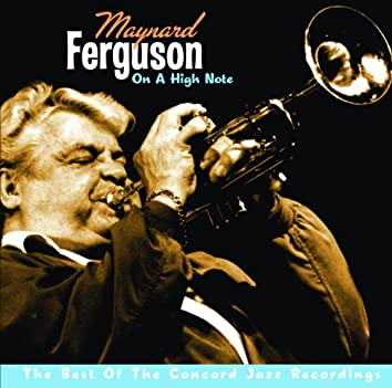 On A High Note: The Best Of The Concord Jazz Recordings