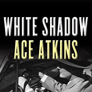 White Shadow audiobook cover art