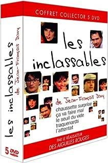 Coffret Les Inclassables de Jean François Davy
