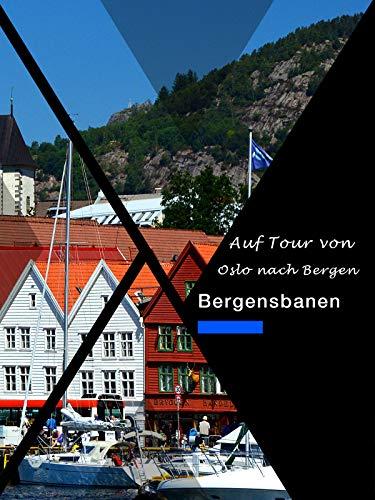 Auf Tour von Oslo nach Bergen:  Bergensbanen