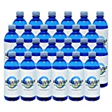 AQUAPAP 16.9 Ounce 24 Pack   2 Month Supply   Clean Vapor Distilled CPAP Water   2-3 Nights per Bottle  for use with All Sleep Machines