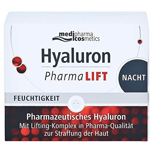 Medipharma Cosmetics HYALURON PHARMALIFT Nacht Creme, 50 ml