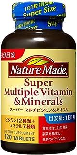 ネイチャーメイド「スーパーマルチビタミン&ミネラル 」1本