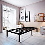 Best Bed With No Noises - Homdock 14 Inch Metal Platform Bed Frame/Sturdy Strong Review