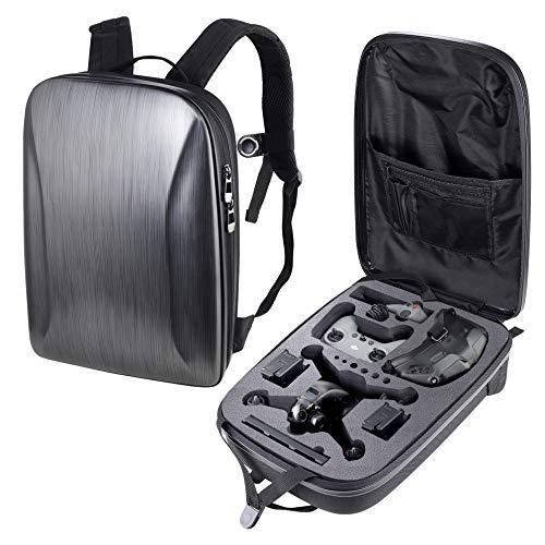 PONYRC Portable Hard Case for DJI FPV Combo Drone,...