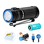 Olight S1R Baton II LED Flashlight Max 1000lm Compact Rechargeable EDC Torch Light Single IMR16340 Powered Torch for… 2