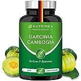 Abnehmen mit Garcinia Cambogia | 60% HCA Hochdosiert | 100% Natürlicher Fatburner +...