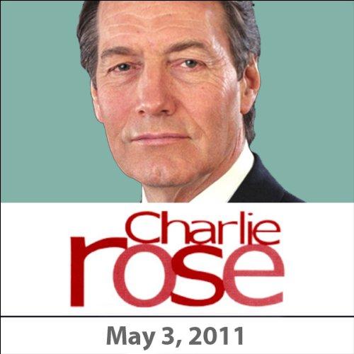Charlie Rose: Dennis Blair, May 3, 2011 audiobook cover art