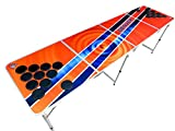 Denver Beer Pong Table with Predrilled Cup Holes