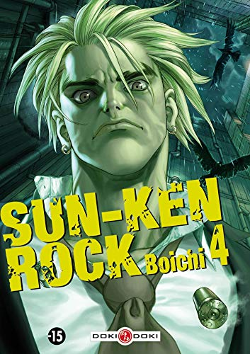 Sun-Ken Rock, Tome 4