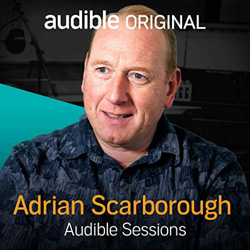 Adrian Scarborough cover art