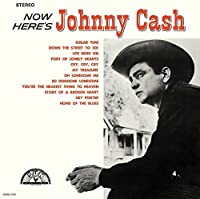 Now Here's Johnny Cash by JOHNNY CASH (2015-06-17)