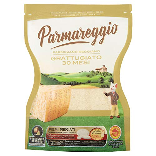 Parmareggio Parmigiano Reggiano DOP 30 mesi grattugiato 60 g