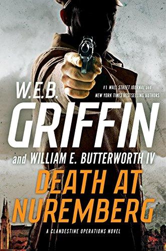 Death at Nuremberg (A Clandestine Operations Novel)