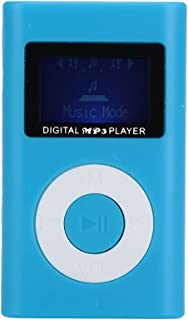 Digital Music Player MP3 Player Universal Stereo 2.0 LCD Screen Sweatproof Sport Waterproof for USB Mini MP3 Player