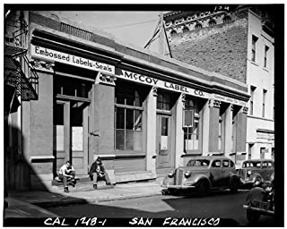HistoricalFindings Photo: U. S. Sub-Treasury & Mint,608 Commercial Street,San Francisco,California,CA,3