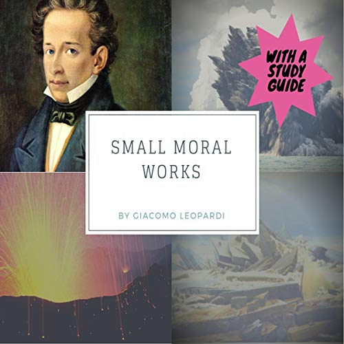 Small Moral Works  audiobook cover art