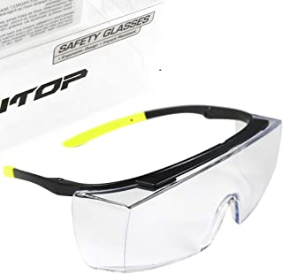 Bhtop Safety Glasses