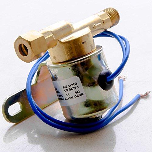 ALPINE HARDWARE 4040 - Válvula humidificadora de Repuesto para humidificadores de Toda la casa 4040   24 voltios   2,3 vatios   60 HZ