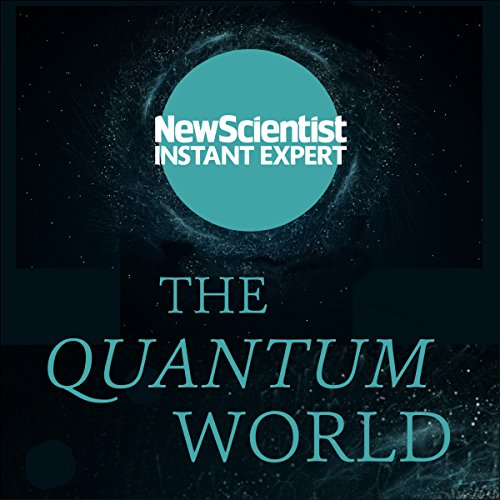 The Quantum World audiobook cover art