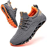 SKDOIUL Men Sport Running Sneakers Tennis Athletic Walking Shoes Mesh Breathable Comfort Fashion...