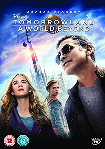 Tomorrowland: A World Beyond [DVD] [2015]