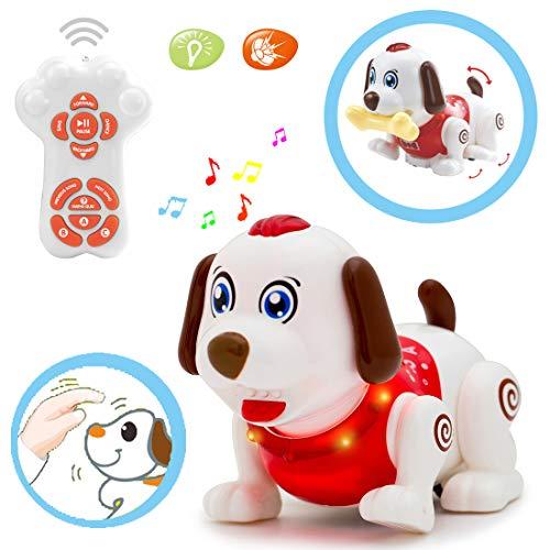 deAO RC Mascota Interactiva para Practicar Inglés Actividad Infantil de Aprendizaje con...