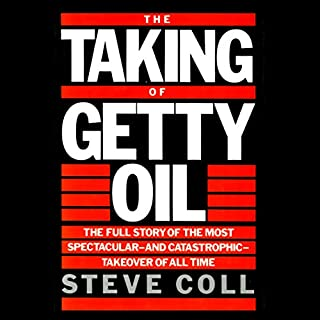 The Taking of Getty Oil cover art