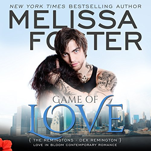 Game of Love: Love in Bloom: The Remingtons, Book 1