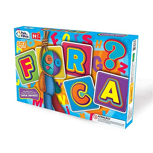 Forca - Super Jogos Pais & Filhos Verde