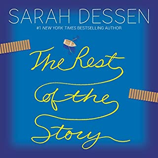 The Rest of the Story audiobook cover art