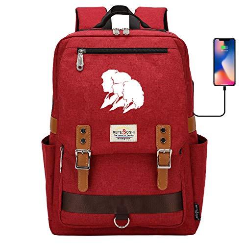 Children's School Bag Harry and his Friends' School Bag Multifunctional Outdoor Rucksack Large red