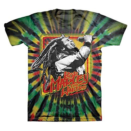 Bob Marley Live Tie Dye T-Shirt