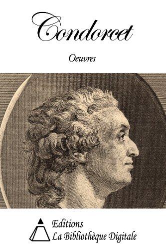 Oeuvres de Condorcet